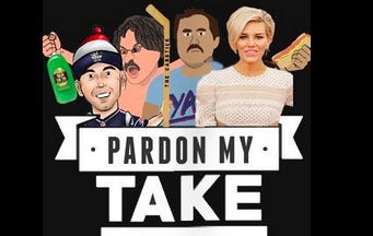 Pardon My Take 8-26 With Charissa Thompson
