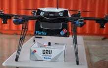 Two Signs We Are In The Future – Self Driving Cars and Pizza Delivered By Drone