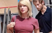 Taylor Swift Just Swinging Dem New Titties All Over the Joint