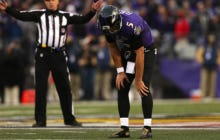 Joe Flacco Is Back Tomorrow Night, And Other Training Camp News and Notes