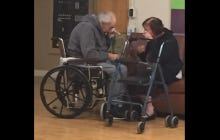 This Couple Who Have Been Together For 62 Years Being Sent To Different Nursing Homes Is The Saddest Picture Of All Time