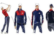 Ralph Lauren Unveils Team USA's Uniforms for the 2016 Ryder Cup