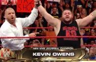 Kevin Owens Is Your Newwwwww WWE Universal Champion