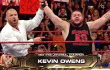Kevin Owens Is Your Newwwwww WWE Universal Champion