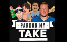Pardon My Take August 29th With Pat McAfee (And Adam Vinatieri)