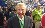 Poor Lou Holtz Getting The Boot From Speaking At High School Parties Because He Told Immigrants He Doesn't Want To Root For Their Soccer Teams