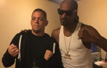 Can't Imagine How Much Weed Nate Diaz And Snoop Dogg Smoked Last Night