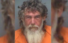 Does This Look Like The Face Of A Homeless Man That Was Arrested For Allegedly Performing Oral Sex On A Woman At A Florida Boardwalk?