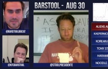 Barstool Rundown – August 30, 2016