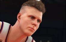 Kristaps Porzingis Looking Exactly Like Jonathan Papelbon In NBA 2K17 Is Flat Out Offensive