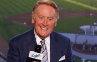 Vin Scully Tells A Great Story About How The Beatles Got Stranded In Dodger Stadium And Were Rescued By The Hell's Angels