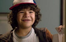 Gaten Matarazzo, Toothless Dustin From Stranger Things, CRUSHED The National Anthem At A Sixers Game In 2014