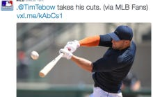 Major League Baseball Is Disgustingly Obsessed With This Tim Tebow Tryout