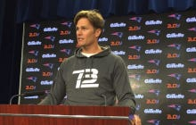 I Am Disappointed With Tom Brady's Hair Today