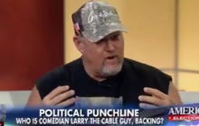 At Long Last We Have Larry The Cable Guy's Thoughts On Hillary And Trump