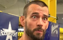 CM Punk Isn't Nervous About His MMA Debut Because He's Already Literally Shit Himself On Live TV Before