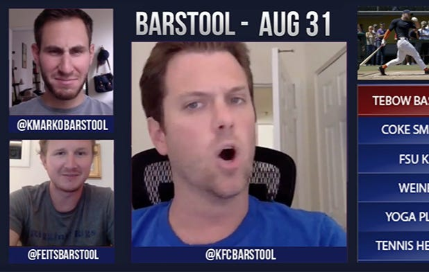 Barstool Rundown – August 31, 2016
