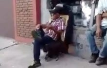 This Airbag-Ejector Seat Prank On An Old Man Is Pretty Funny As Far As Elderly Abuse Goes