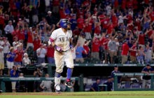 Rougned Odor Pimped The Shit Out Of His Walk-Off Home Run Last Night