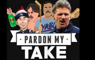 Pardon My Take 8-31 With Dave Wannstedt