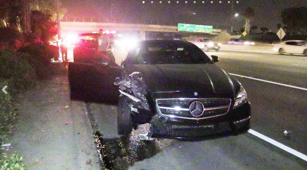 Car Accident Boston Last Night