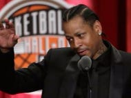 Presented Without Interuption: Allen Iverson's Entire HOF Speech That Should Go Down In History