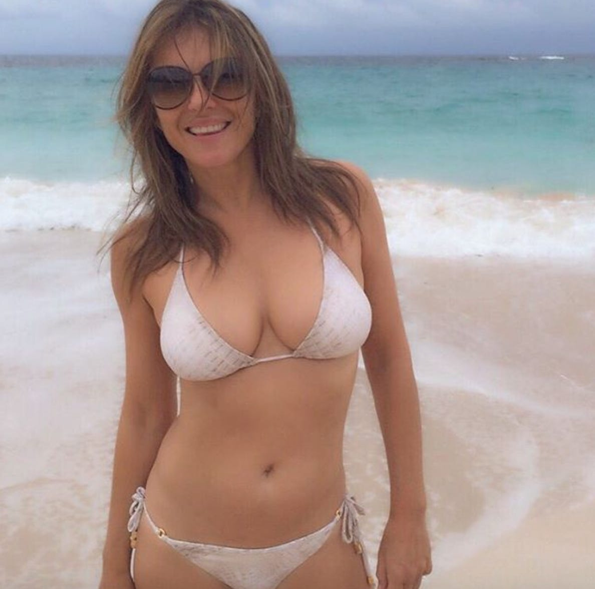 Elizabeth Hurley >> Is Elizabeth Hurley Serious With This Body At Age 51 Barstool