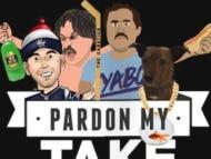 Pardon My Take 9-14 With America's Number 1 Cat Killer Michael Rapaport