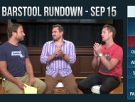Barstool Rundown September 15th, 2016