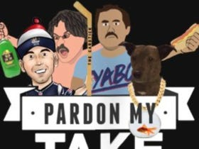 Pardon My Take 9-19 With Robert Klemko And Eat Dat Pussy