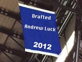 MMBM: Andrew Luck Is A Bust. There's Such A Thing As Reading Too Much Books