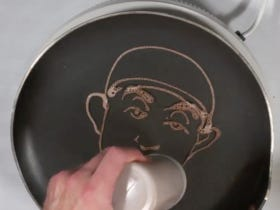 Pancake Artist Attempts To Make Pancakes That Look Like PGA Tour Players With Pretty Disastrous Results