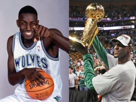 A Celebration Of Kevin Garnett