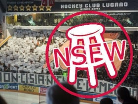 Turns Out Hockey Fans In Switzerland Are Way More Savage Than Fans In North America [Warning: NSFW]