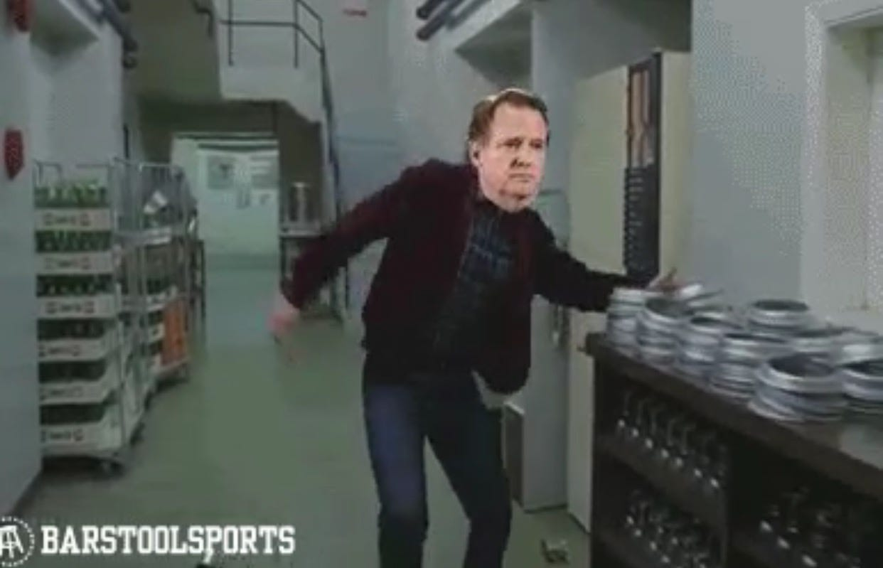 Live Look At Roger Goodell