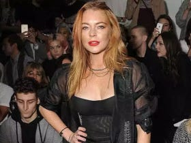 Lindsay Lohan Had To Buy Her Own Engagement Ring To Get That Rich Russian Ex Of Hers To 'Propose'