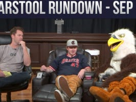 Barstool Rundown September 22 2016