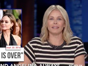 Chelsea Handler Says What Everybody Is Thinking About Brad Pitt And Angelina Jolie