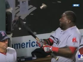 The Orioles Gave David Ortiz The Dugout Phone That He Smashed As A Retirement Gift