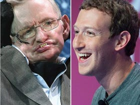 Zuckerberg, Stephen Hawking, And Some Russian Dude Are Launching A $100 Million Program To Search For Alien Life
