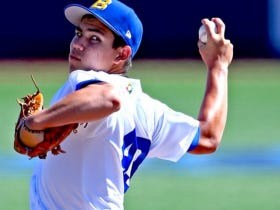 I'm Beyond Jealous Of This 15-Year-Old Brazilian Who Can Fire 94mph Heat