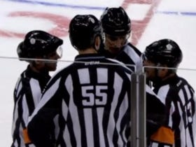 If The NHL Doesn't Force Refs To Wear Cameras During The Regular Season, We Riot