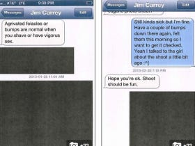 Turns Out That Jim Carrey Is Kind Of A Scumbag Who Gave His Ex-Girlfriend Multiple STDs Before She Killed Herself
