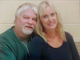 Steven Avery From Making A Murderer Is Engaged To A Blonde From Vegas He Met In Person 2 Weeks Ago