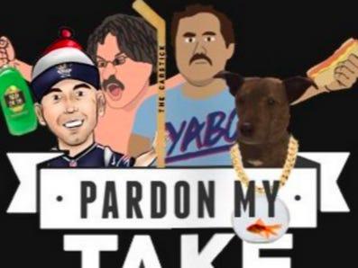 Pardon My Take 9-23 With Richard Deitsch And Stingray Steve