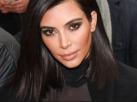 Kim Kardashian Says She Wants To Go To Law School