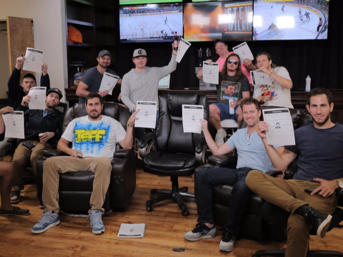 Barstool Office Power Rankings – Week 3