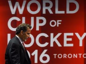 Wow. Can't Believe The World Cup Of Hockey Is Already Over