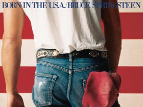 The Entire Born In The USA Album For The Boss's 67th Birthday Takes Us Into The Weekend