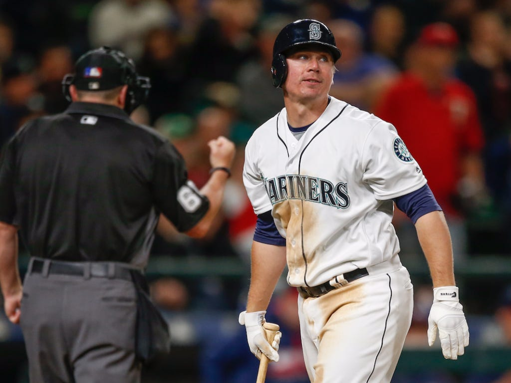 Seattle Mariners Suspend Catcher Steve Clevenger For The Remainder Of The Season For Offensive Tweets About Charlotte Protestors
